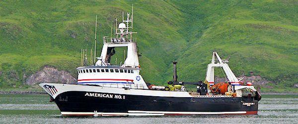 F/T American No. 1 - Fishermen's Finest