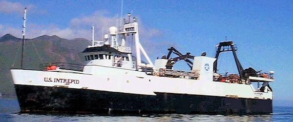 F/T US Intrepid - Fishermen's Finest
